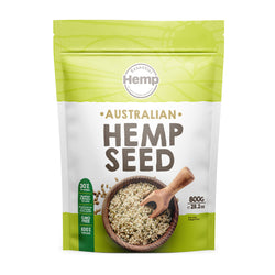 Hemp Foods Australian Hemp Seeds - Hulled (800g)