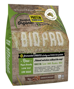 PSA BioPro Sprouted Rice Protein Chocolate/Hazelnut (1kg)