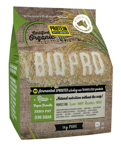 PSA BioPro Sprouted Rice Protein Pure (1kg)