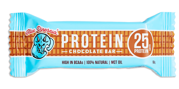 Blue Dinosaur Protein Bars - Chocolate (12 x 60g)