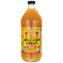 Bragg Organic Raw Apple Cider Vinegar - (946ml)