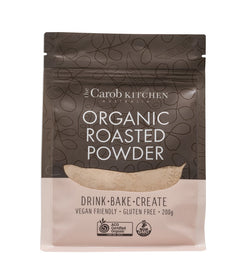 The Carob Kitchen Carob Powder - Roasted (200g)