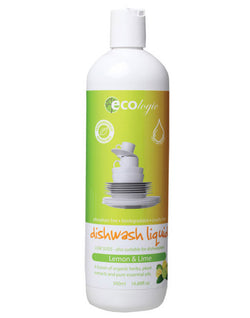 ECOlogic Dishwashing Liquid - Lemon Lime (500ml)