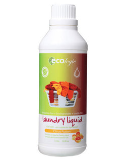 ECOlogic Laundry Liquid - Citrus Fusion (1L)
