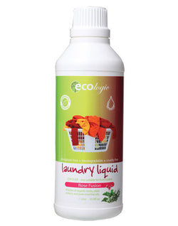 ECOlogic Laundry Liquid - Rose Fusion (1L)