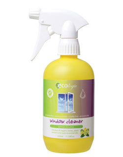 ECOlogic Window Cleaner - Lemon & Lime (520ml)
