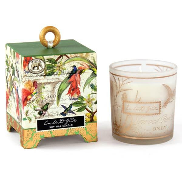 Michel Design Works - Enchanted Garden Soy Wax Candle