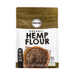 Hemp Foods  Hemp Flour/Powder - Organic (1kg)
