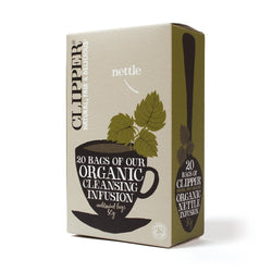 Clipper Organic Tea Infusion - Nettle (20 t-bags)