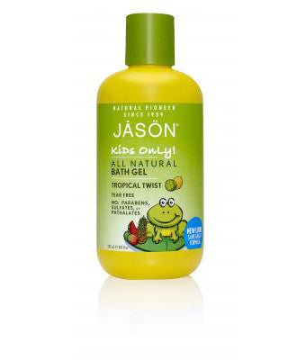 Jason Bath Gel Kids Tropical Twist  (236ml)