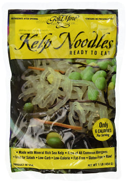 Gold Mine Kelp Noodles (454g)