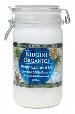 Niugini Organics Virgin Coconut Oil (1L)