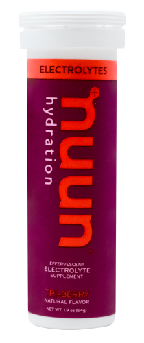 Nuun Tri-Berry Electrolytes (10 Tablets)