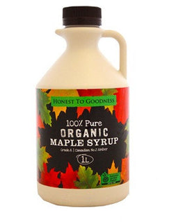 H2G Organic Maple Syrup (1L)