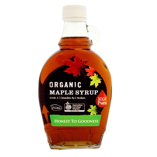 H2G Organic Maple Syrup (250ml)