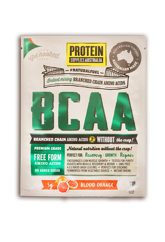 PSA BCAA Blood Orange (200g)