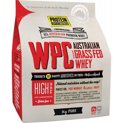 PSA Whey Protein Concentrate - Grass Fed Whey (3kg)