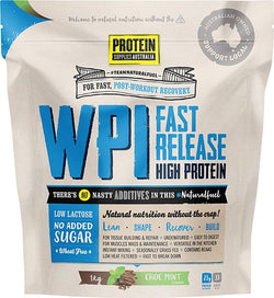 PSA Whey Protein Isolate - Choc Mint (1kg)