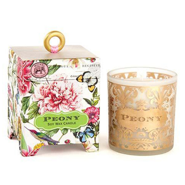 Michel Design Works - Peony Soy Wax Candle