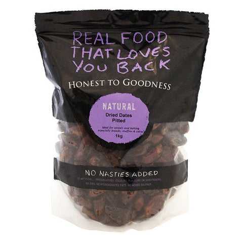 H2G Pitted Dates (1kg)
