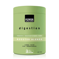 POWER SUPER FOODS Organic Booster Blends Digestion (225g)