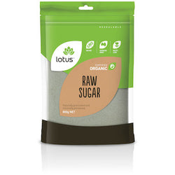 Lotus Organic Raw Sugar