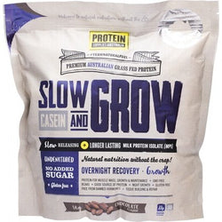 PSA Slow and Grow (Micellar Casein) Chocolate (1kg)