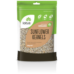 Lotus Organic Sunflower Kernels (250g)