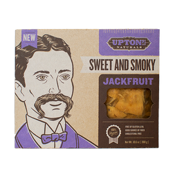 Upton's Naturals Jackfruit - Sweet and Smoky (300g)