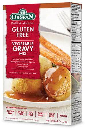 Orgran Vegetable Gravy Mix (200g)