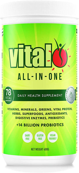 Vital All-In-One Superfood Powder (600g)