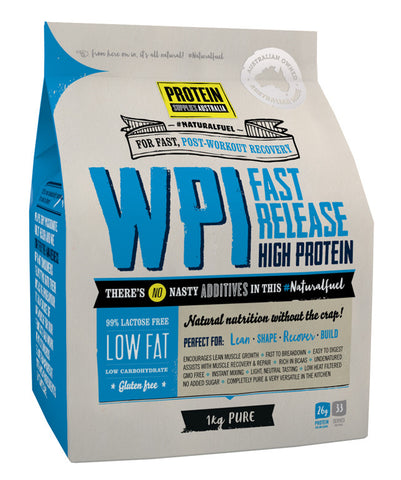 PSA Whey Protein Isolate (1kg)