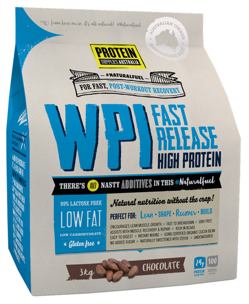 PSA Whey Protein Isolate - Chocolate (3kg)