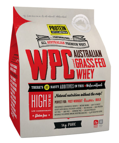 PSA Whey Protein Concentrate - Grass Fed Whey (1kg)