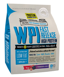 PSA Whey Protein Isolate - Strawberry & Acai (1kg)