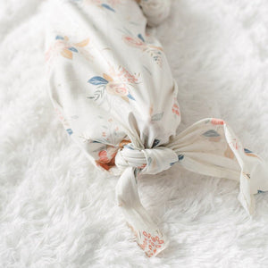 knot-tie-gown-for-babies-newborn-take-home-hospital-outfit-photo-shoot