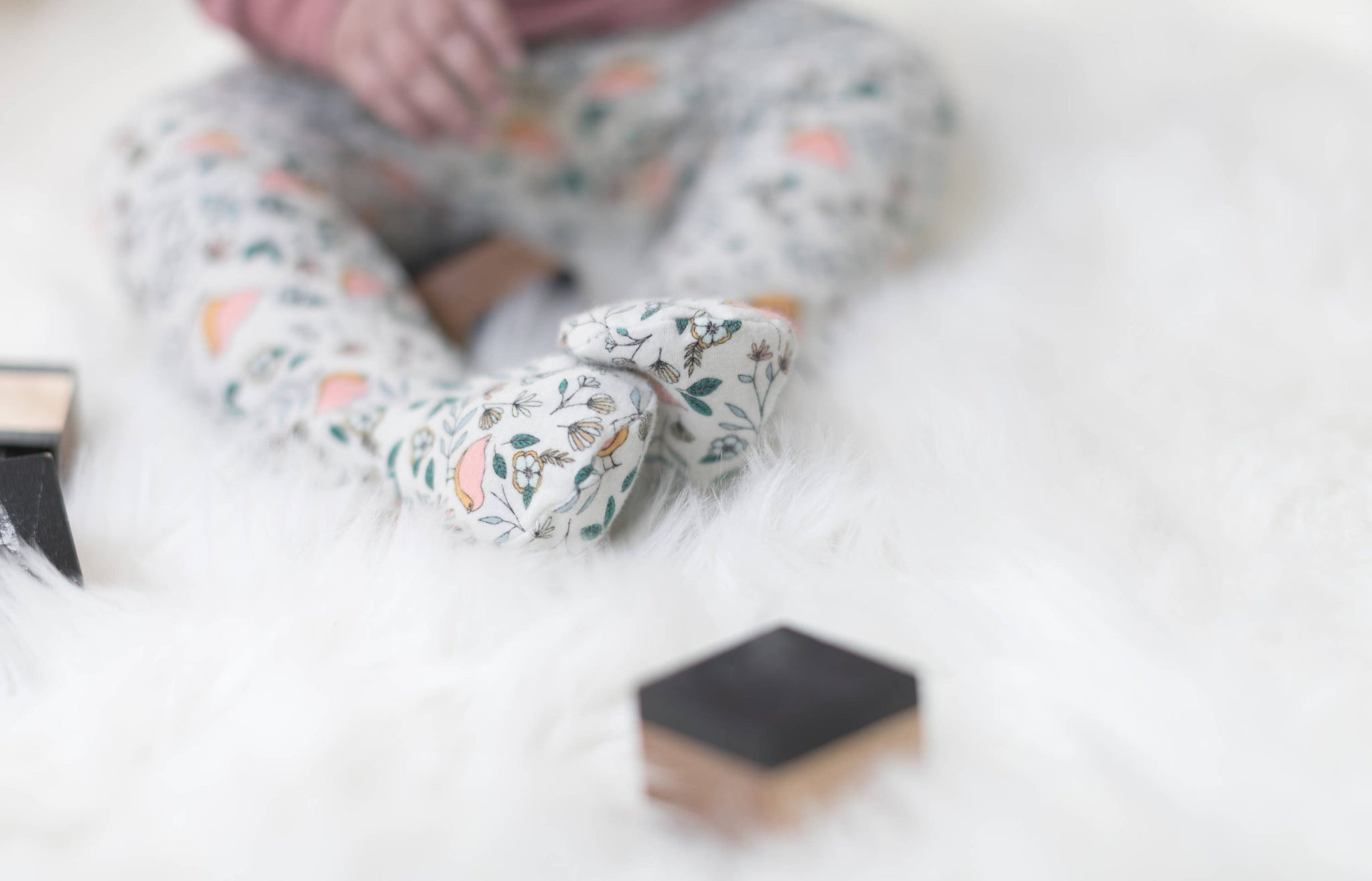 baby-fashion-trends-2019-handmade-footed-leggings-for-babies