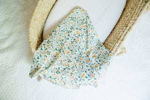 floral-green-baby-blanket-best-gifts-for-newborns