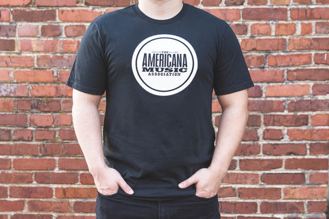 Americana Music Association® Circle T-Shirt
