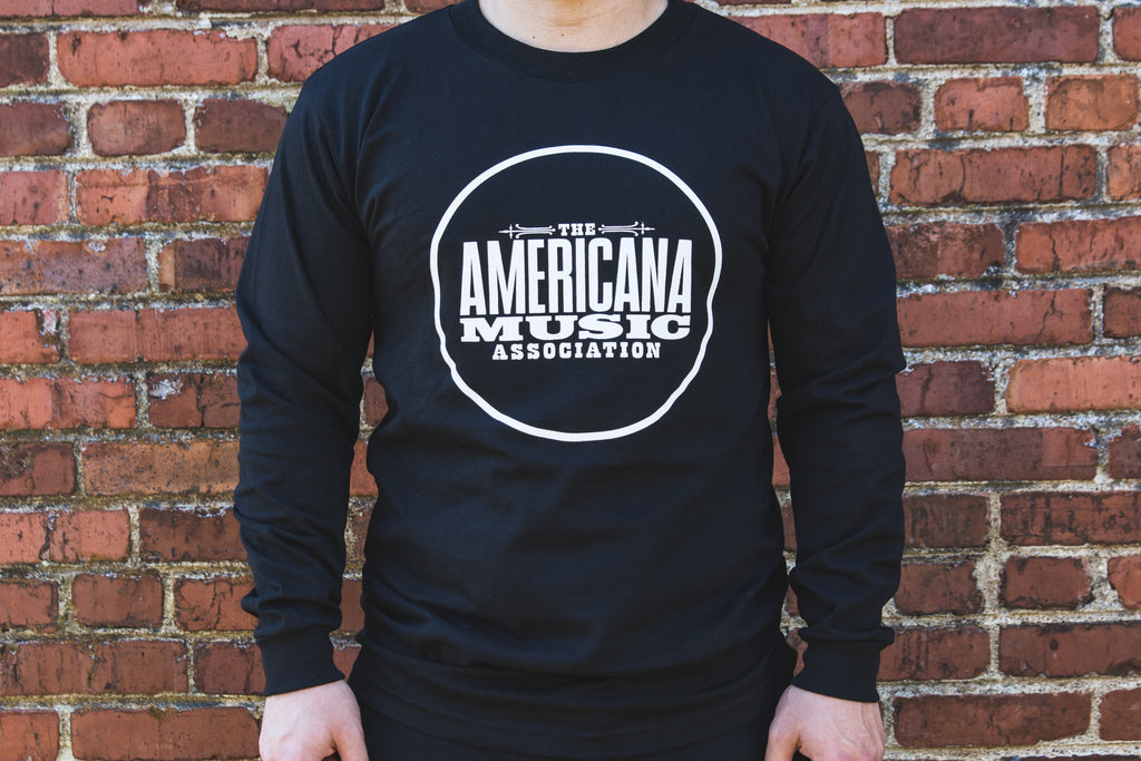 Americana Music Association® Long Sleeve T-Shirt