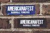 AMERICANAFEST® Sticker