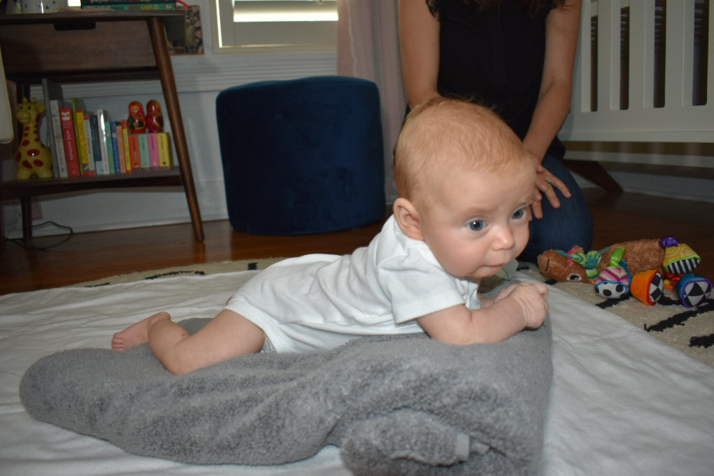 Tummy Time 10 Positions to Try from Birth