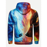 War of the World Hooded Sweatshirt - Trendi Fashions Boutique