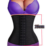 Lady Waist Tummy Girdle Glass Waist Trainer Body Shaper For Ladies Underbust Control Corset