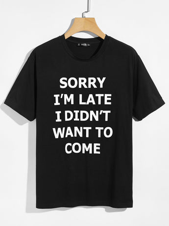 Sorry I'm Late - Trendi Fashions Boutique