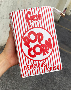 Popcorn Handbag - Trendi Fashions Boutique