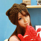 Lovely Cat Ears Hat Beanie - Trendi Fashions Boutique