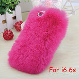 Fluffy Cover for iPhone Models - Trendi Fashions Boutique