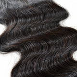 Brazilian Body Wave 4x4 Middle Part Lace Closure - Trendi Fashions Boutique