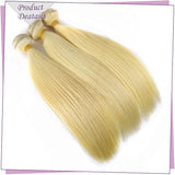 Brazilian Blonde Straight - 3 BUNDLE DEAL - Trendi Fashions Boutique